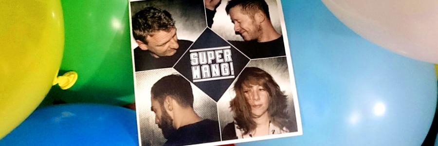 SUPER WANG! – EP jetzt überall erhältlich