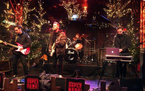 SUPER WANG! am 01.12. 2017 um 19 Uhr – live auf dem SANTA PAULI Weihnachtsmarkt